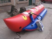 gusano inflable colman matrix supermable wox inflatable juego nautico agua diversion